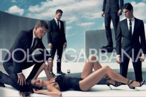 Publicidad Dolce y Gabana 1